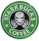 Comic - Iron Man-The Avengers Starkbucks