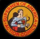 Comic - Supermen of America 50s