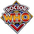 Dr Who Logo Jacket Patch