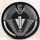 Stargate SG-1 LOGO 8inch Jacket Patch