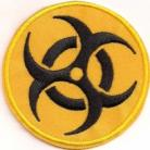Resident Evil Yellow Biohazard