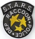 Resident Evil STARS Racoon Police grey