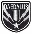 Stargate SG-1 Daedalus Screen Accurate Silver