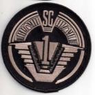 Stargate SG-1 Logo Brown